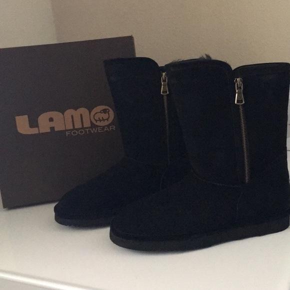 Lamo Shoes | Nib Lamo Juniper Boots